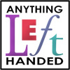 Online left handed shop