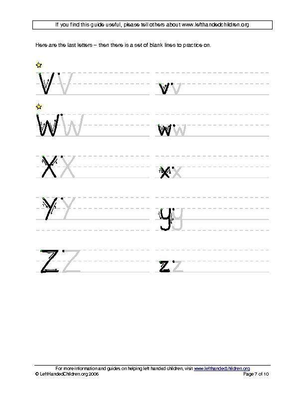 Letter formation guide images letter format formal example letter formation guide spiritdancerdesigns Gallery