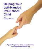 Helping your left-handed pre-school child