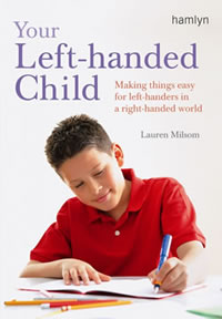 Your Left-Handed Child Book