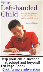 Your Left Handed Child
